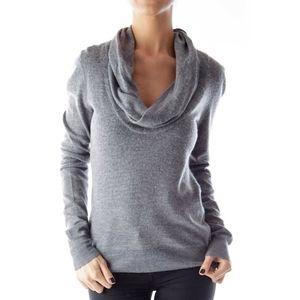 CALVIN KLEIN wool cowl neck sweater